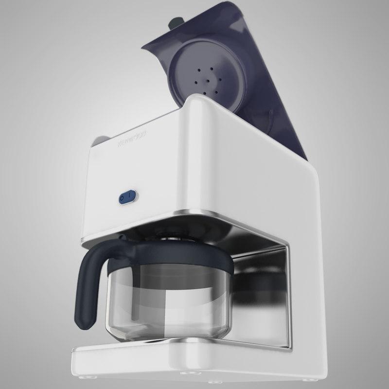 3dsmax coffee machine cm300