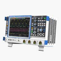 3d oscilloscope
