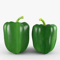 max green pepper