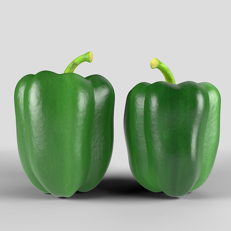 max green pepper