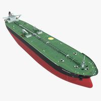 VLCC Oil Tanker