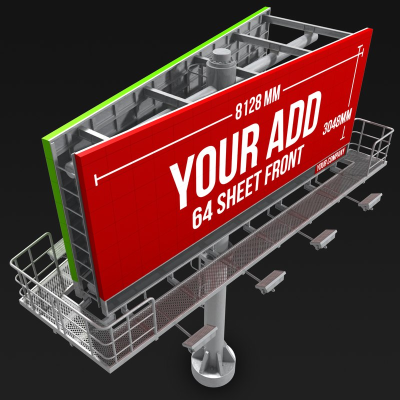lwo billboard 64 sheet