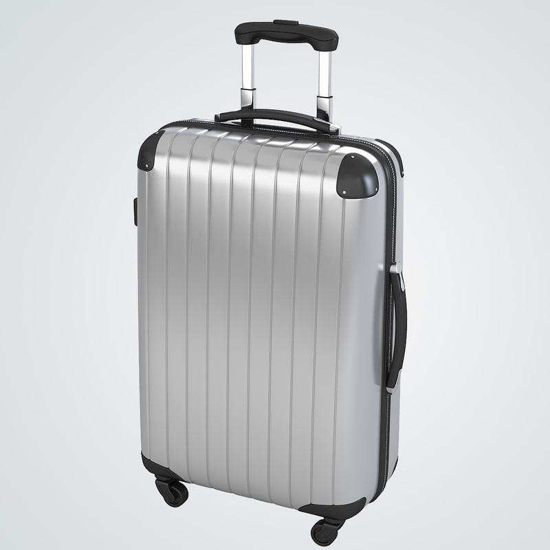3d luggage bag