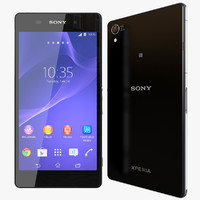 Sony Xperia Z2 Black Version
