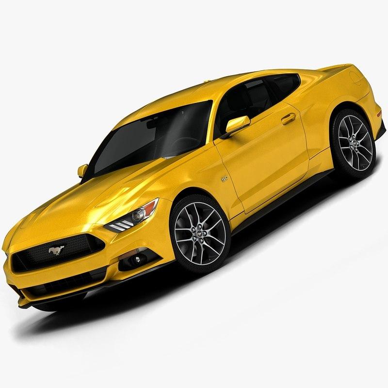 Max 2015 Mustang Gt Interior