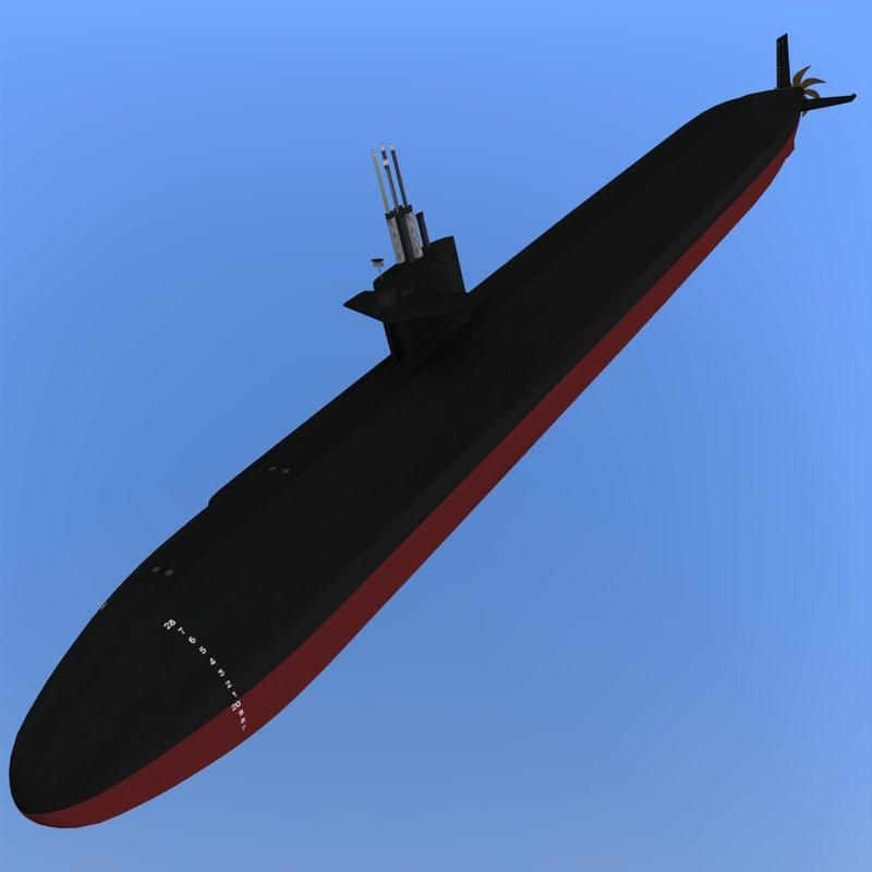 uss bremerton class submarine max