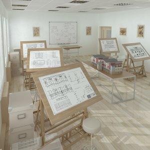 3ds max architecture design class