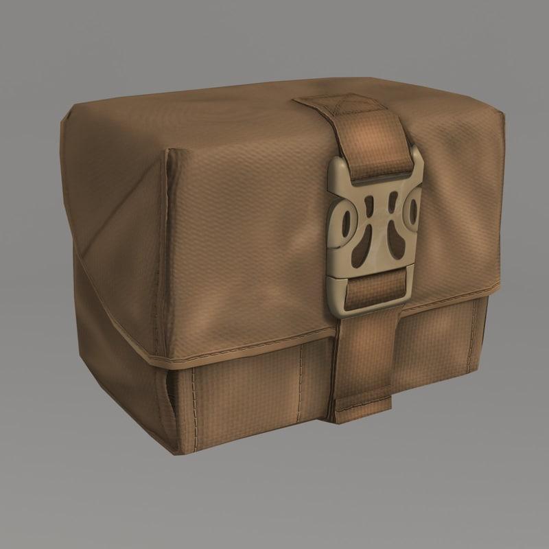 tactical molle sixpack grenade max