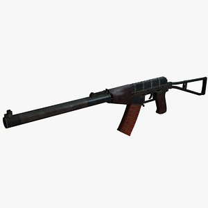 max val assault rifle