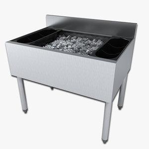 ice bin model