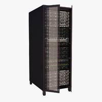 Dell Computer Server Rack