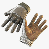 Sci-fi Gloves