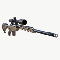 Kimber SOC Tactical Sniper Rifle