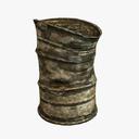 Damaged Barrel