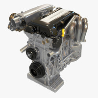 Nissan SR20DET Engine