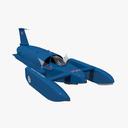 hydroplane 3D models