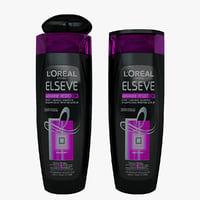 3ds max loreal elseve arginine resist
