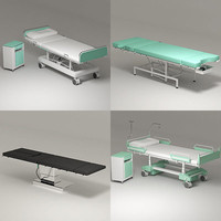 Hospital Bed Collection