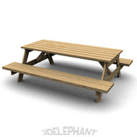 Picnic Table Version 1