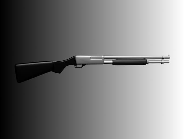 free rem 870 shotgun