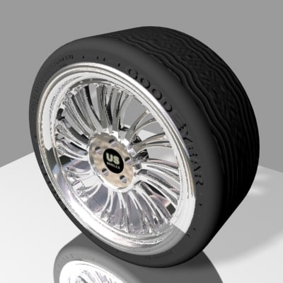max cool wheel tire