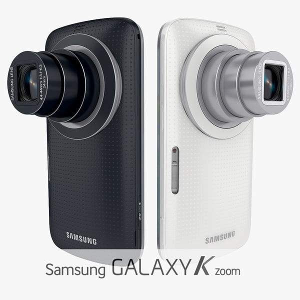 3d model samsung galaxy k zoom