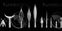 medieval arrows 3d model