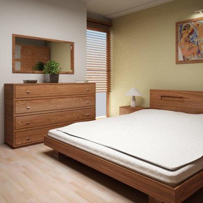 interior furniture room 3d model