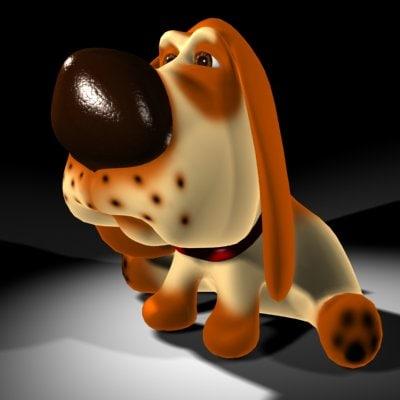 dog cartoon max