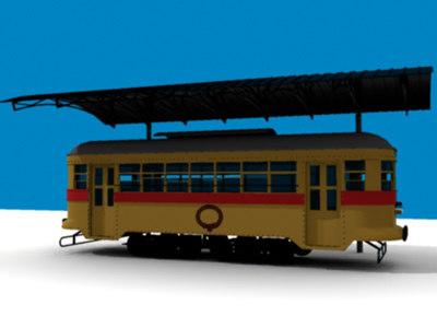 maya cablecar