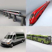 Passenger Transport Collection