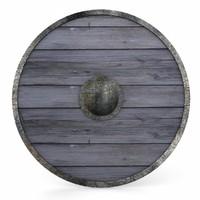 3ds max shield