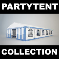 Partytent Collection 1