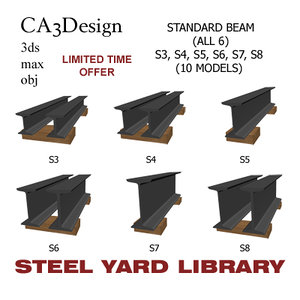 standard beam max