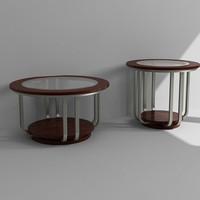 3d model of tables