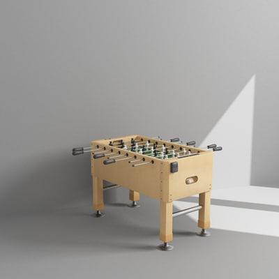 fuseball 3d model