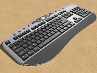 3ds max keyboard