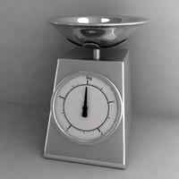 3d model scale