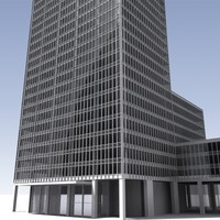 3ds seagram building