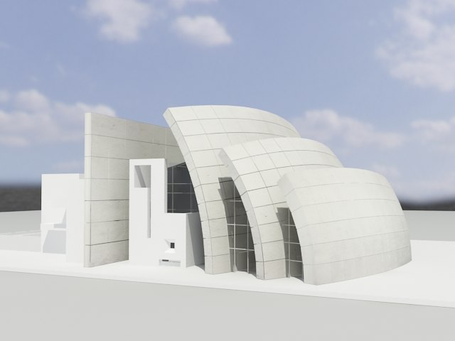 3d jubilee christian center model