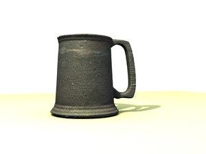 max pewter mug