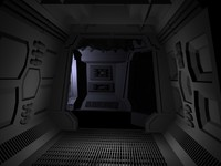 Spaceship Interior Collection Volume #1
