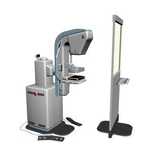 3d mammography medical imaging machine model