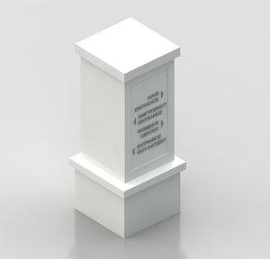 max monument sign