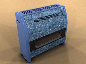 stove r 3d model