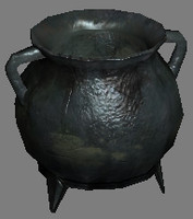 cauldron 3d 3ds