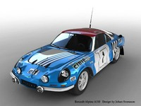 Renault Alphine