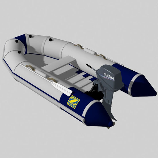 boat dinghy pzdinghy pz3