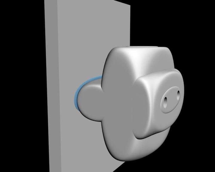 plug 3d model