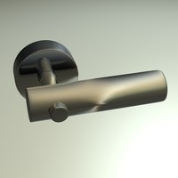 3ds max door handle